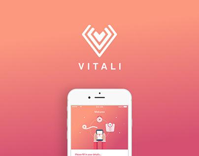 Vitali - Health & Wellness app for women.