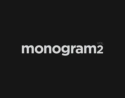 MONOGRAMS VOL. 2