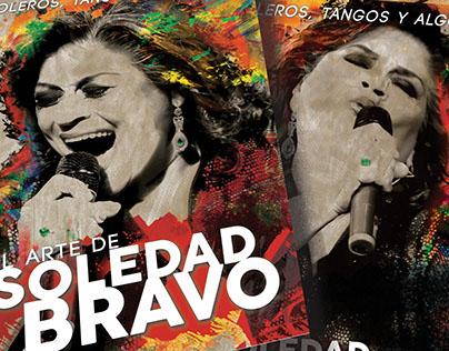 El Arte de Soledad Bravo - Album Art