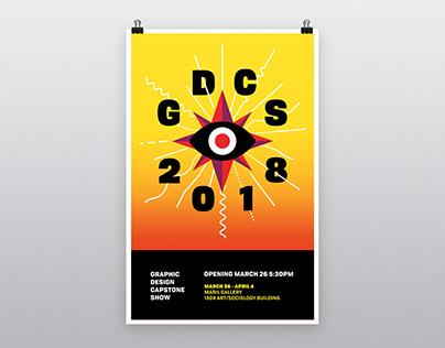UMD GDCS 2018 Branding
