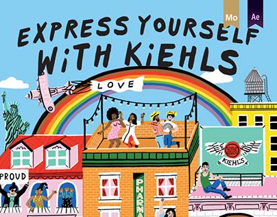 Kiehl's Since 1851 | Pride 2020