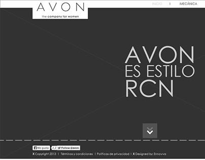 Avon Estilo RCN