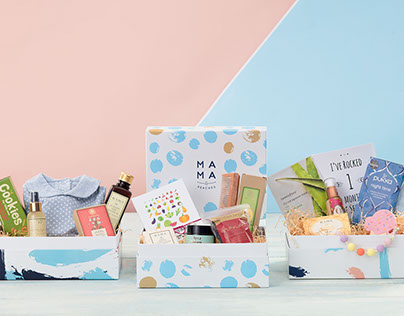 Mama and Peaches - Product Photography