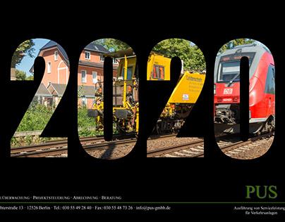 Baustellenkalender 2020