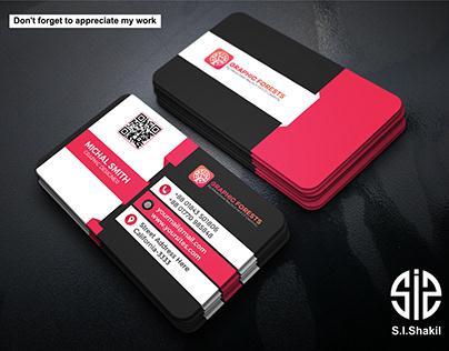 Business card design | corporate card
