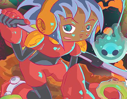 Space Ranger: Battle