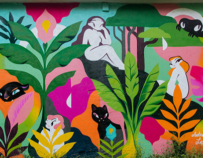 Mural / Carte Blanche fest