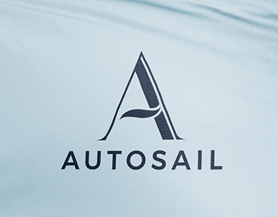 Logotype & visual identity for Autosail