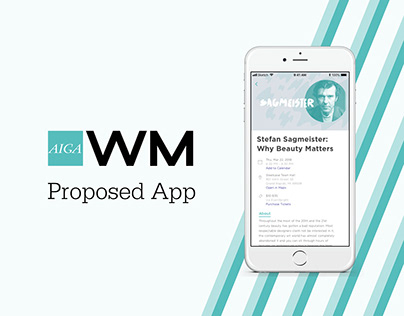 AIGA WM Proposed App