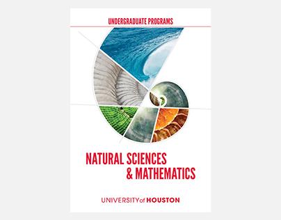 NSM Undergraduate Tri-Fold Brochure