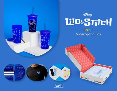 Subscription Box Lilo & Stitch (Disney)