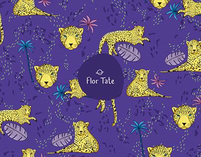 Diseño de pattern Jaguar