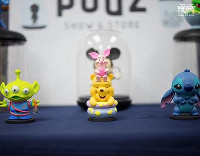 Disney Podz - Comicave Studios
