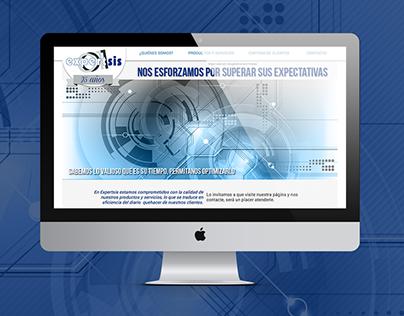 Website - Expertsis S.A. de C.V