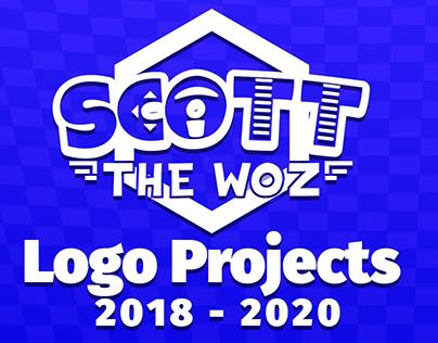 Scott the Woz - Logo Projects (2018 - 2020)