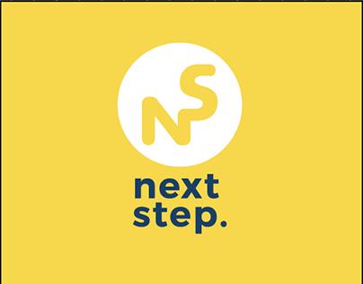 Logo Design - NEXT STEP