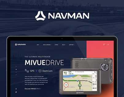 Navman Redesign