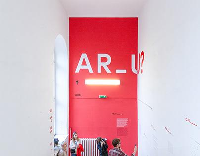 AR_U? New Media Night 19 — exhibition