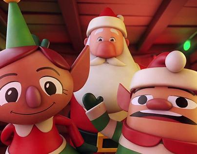 Amazon - Call Santa