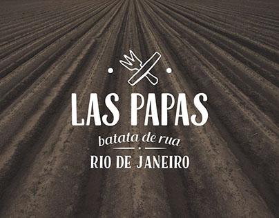 Brand design. Logotype. Typography. Restaurante Brasil.