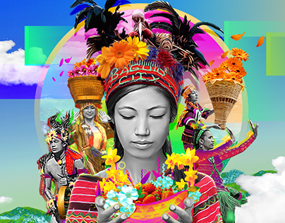 Panagbenga Flower Festival 2018 - Web Design