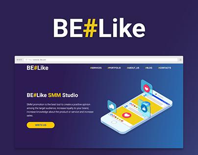 BE#Like SMM Studio