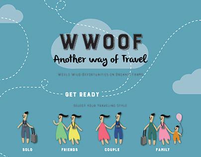WWOOF Infographics