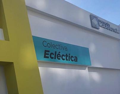 ECLECTICA Exposición colectiva 2019