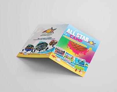 All StarSummer Camp - BiFoldBrochure