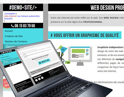 DemoSite.fr