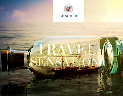 BOSCOLO VIAGGI - TRAVEL SENSATION - FB E BLOG APPROACH