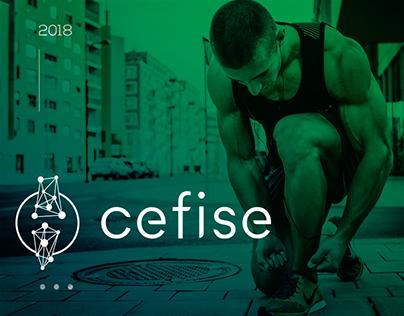 Branding - Cefise Fisioterapia Esportiva
