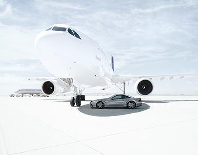 Mercedes AMG with Pascal Malamas