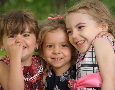 Photo de garderie et d'école Daycare and school photos.