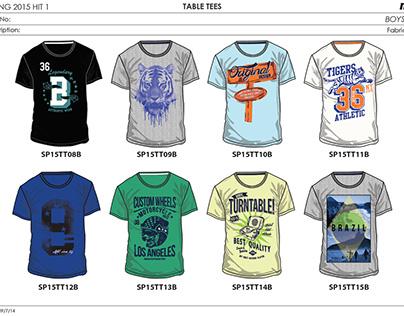 2015 8-14 Boys Fashion Design for Max Concept