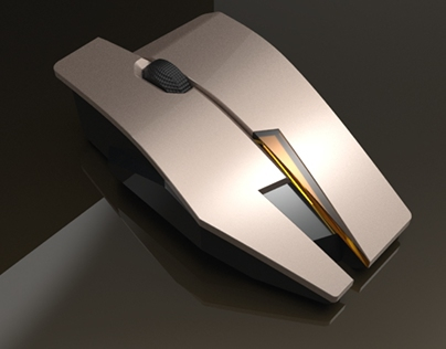 The conceptual design of the mouse