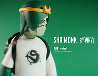 """Sha Monk 8"""" Vinyl"""