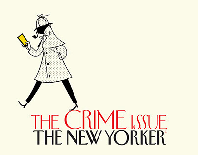 The New Yorker Crime Issue
