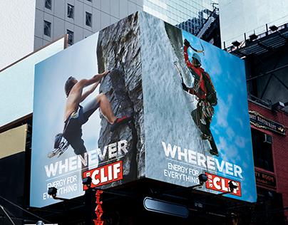 ClifBar Ad