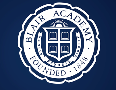 Animated Blair Logo