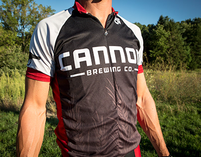 Cannon Brewing Team Jersey