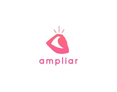 Ampliar - Logo