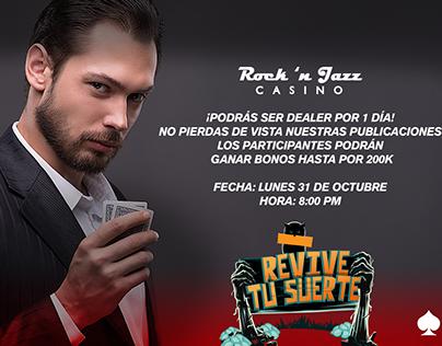 Disfrázate de dealer #HoySoyDealer