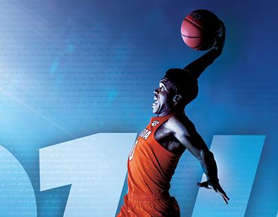 2016-17 Florida Gators Men's Basketball Collateral