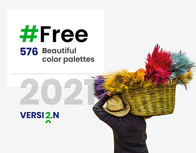 576 Trendy Color Palette #2021