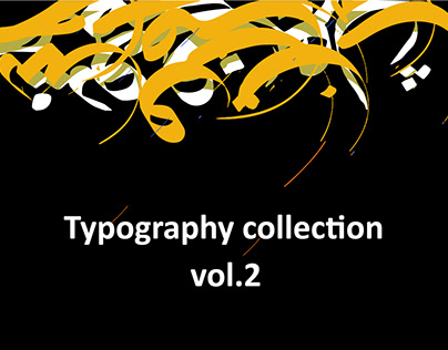 Typography Collection Vol.2