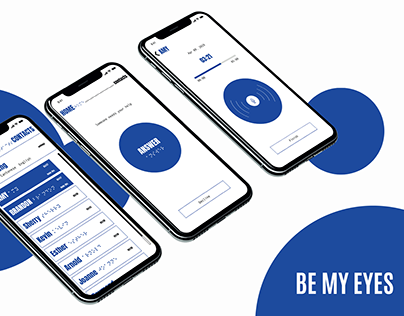 Be My Eyes_App for Visually Impaired People_Redesign