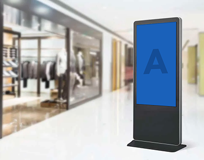 Digital Signage - Animation for (Stand display)