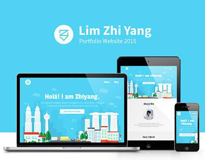 Portfolio Website 2015