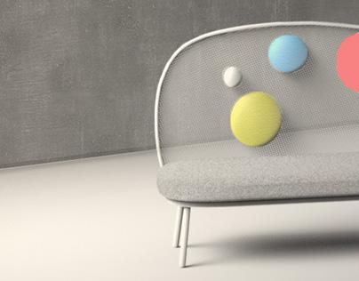 Dodo Sofa